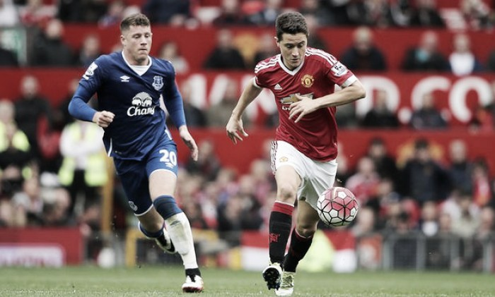 Ander Herrera rallies troops, adamant Manchester United can sneak into top four