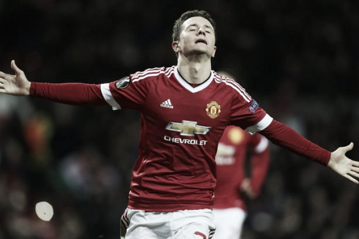 Ander Herrera confident and motivational ahead of huge Liverpool clash