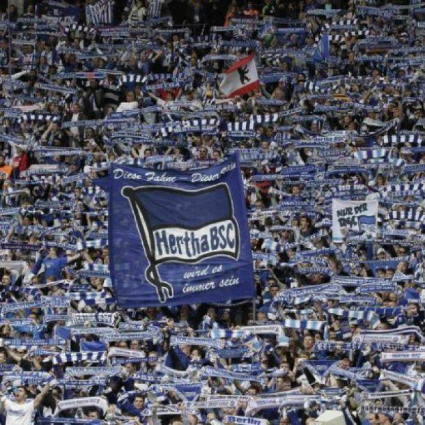 Hertha Berlin é o destaque negativo nas médias de público da Bundesliga