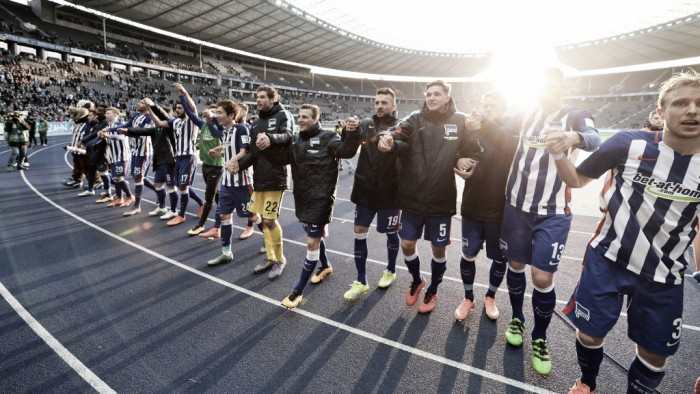 Hertha BSC: The anomaly that keeps on winning