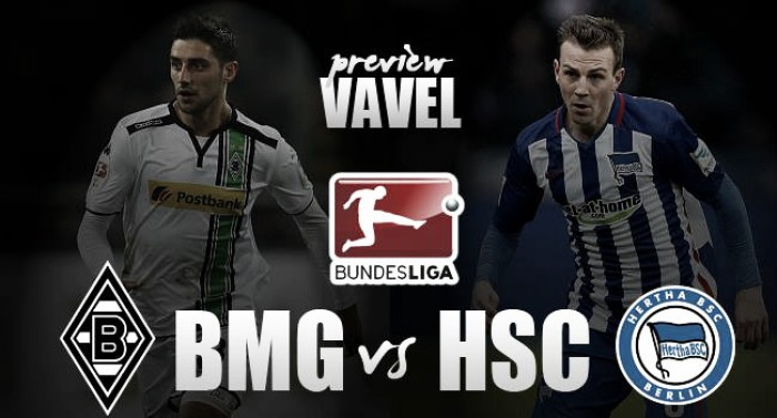 Borussia Mönchengladbach v Hertha BSC: Berliners head to unhappy hunting ground as they seek revenge