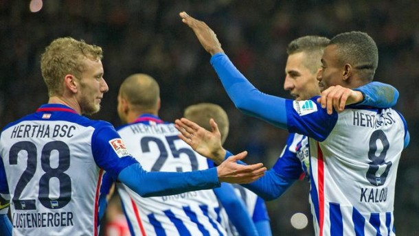 Il weekend di Bundesliga: vola l'Hertha, vince il Bayern. Cadono Wolfsburg e Borussia