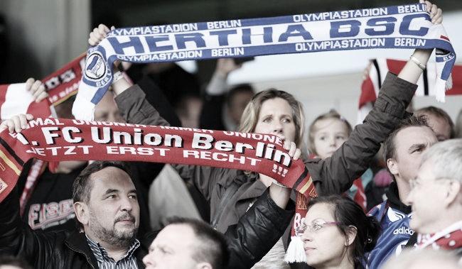 Hertha x Union: a história do clássico alemão passa pelo Muro de Berlim