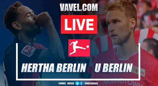 Gols e melhores momentos Hertha Berlin x Union Berlin pela Bundesliga (4-0)