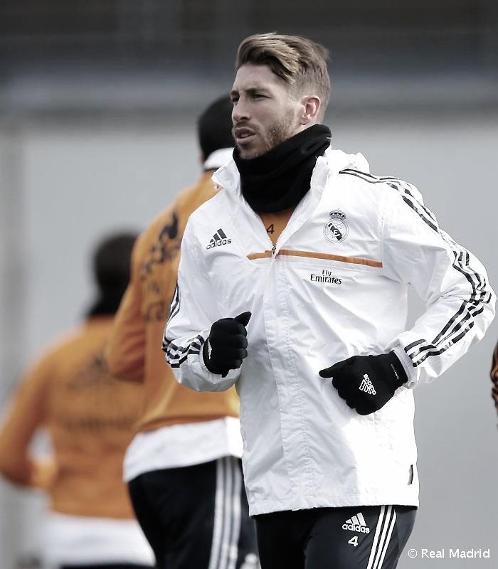 """Sergio Ramos: """"He trabajado duro en verano, el fútbol es eso"""""""