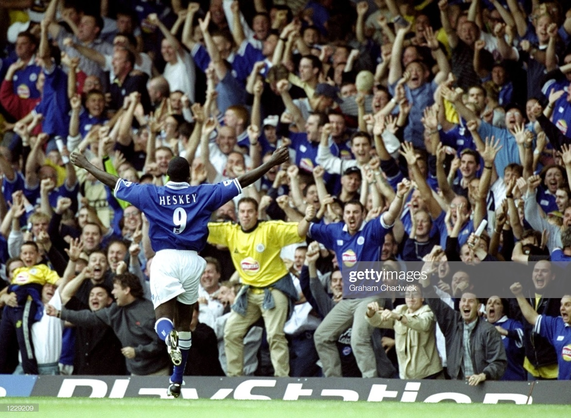Memorable Match: Leicester City 2-0 Newcastle United - Claridge and Heskey down league leaders