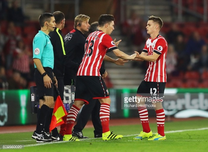 Jake Hesketh shines as Southampton record third straight victory