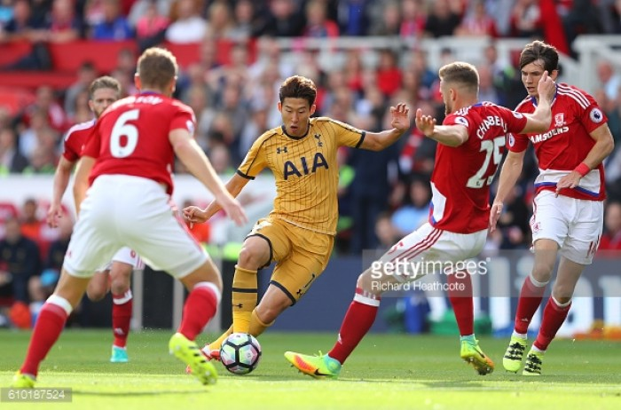Tottenham Hotspur vs Middlesbrough Preview: Spurs seek to end shaky spell