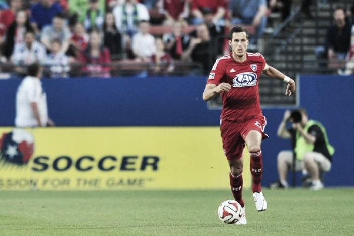 Matt Hedges y Marco Pappa se perderán las próximas semanas de MLS