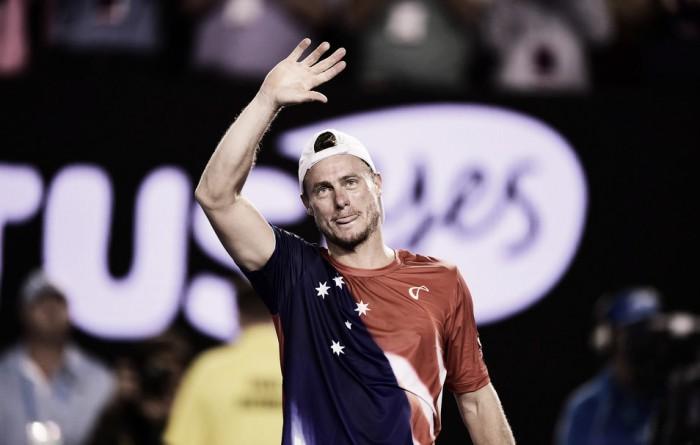 Australian Open, si chiude la carriera di Hewitt. Fuori Chardy e Sock, ok Wawrinka