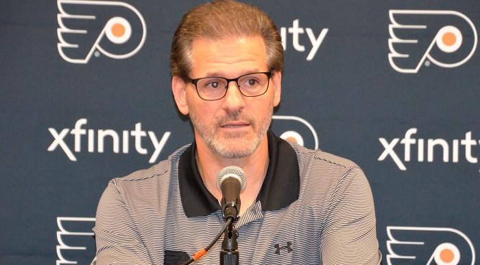 Pittsburgh puede negociar con Ron Hextall para el puesto de manager general