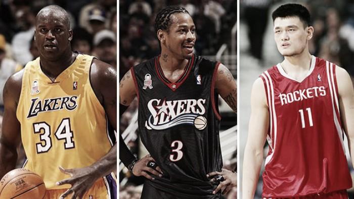 NBA, ecco i nuovi membri della Hall of Fame: ci sono Shaq, Iverson e Yao Ming