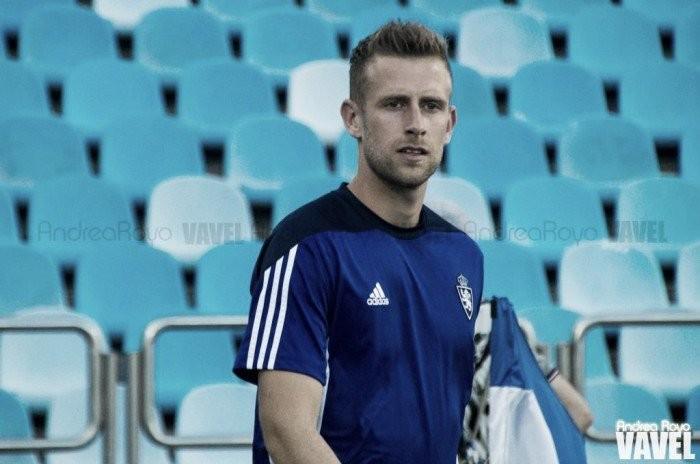 Álex Barrera deja de ser jugador del Real Zaragoza