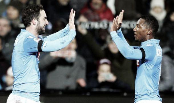 Un grande Napoli vince e convince: finisce 1-4 a Cesena