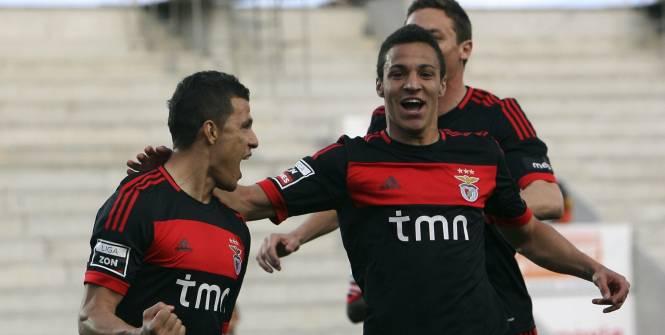 Benfica s'en rapproche