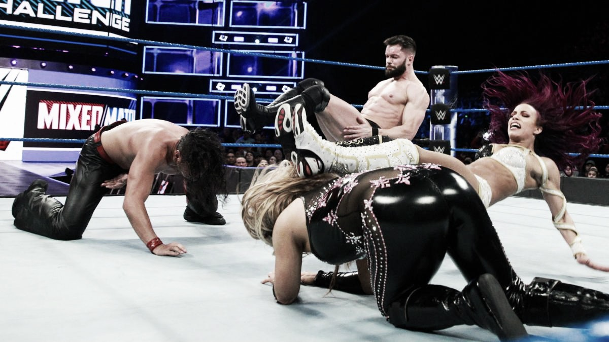 La recta final de WWE Mixed Match Challenge