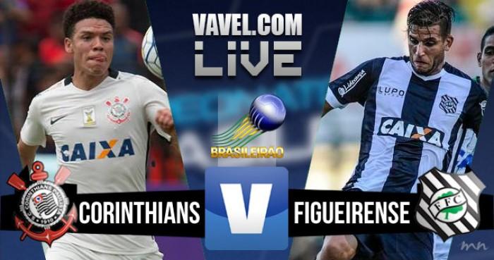 Corinthians se despede com empate de Itaquera (1-1)