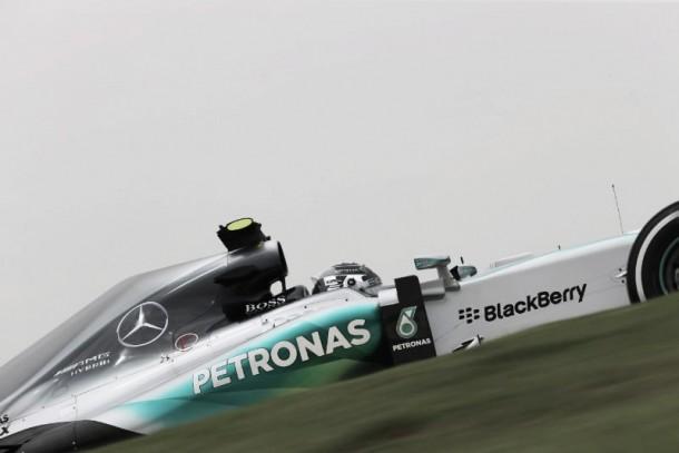 F1, Brasile: Rosberg davanti a tutti nelle FP2