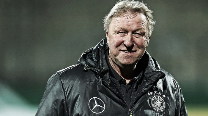 Horst Hrubesch names Germany squad for 2016 Olympic Games