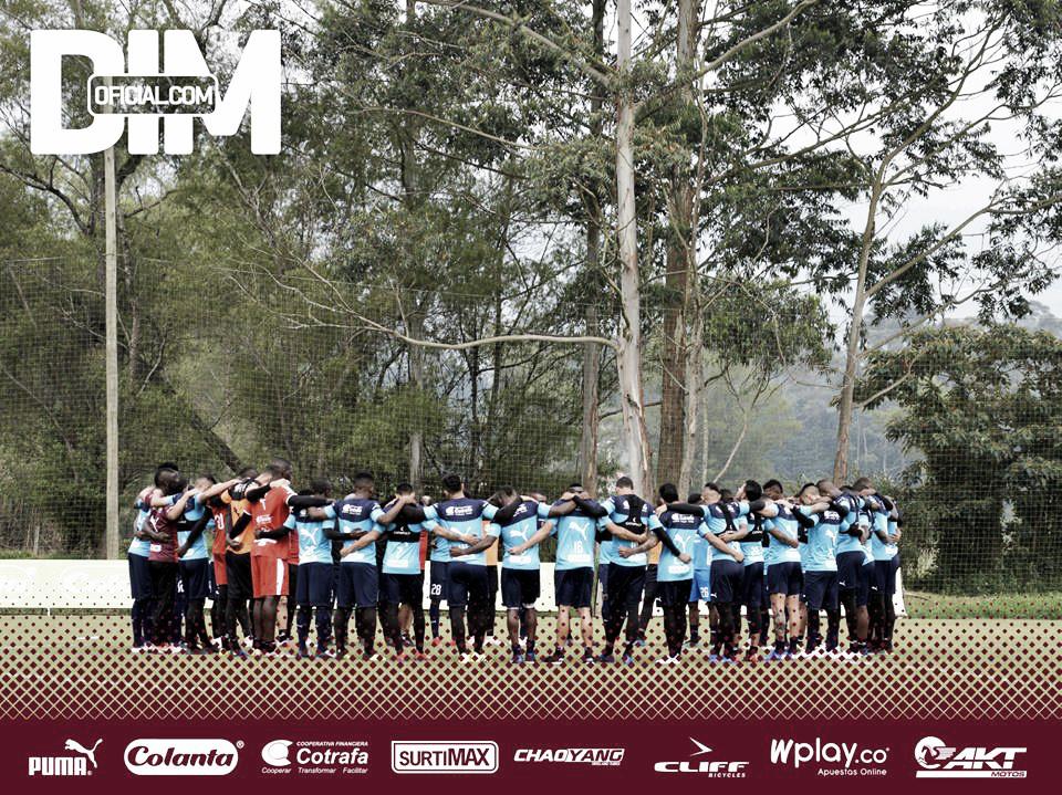 Convocados en Independiente Medellín para el compromiso frente a Rionegro Águilas