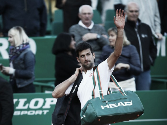 Novak Djokovic announces split from coaching team