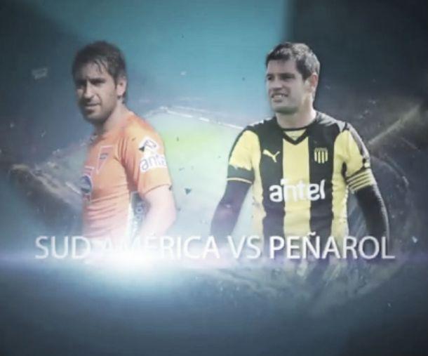 Sud América - Peñarol: por la hazaña, por la punta