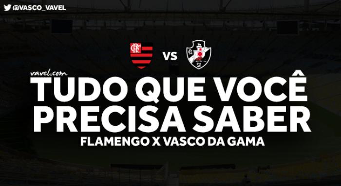 Tudo que você precisa saber: Flamengo x Vasco pela Taça Guanabara 2018
