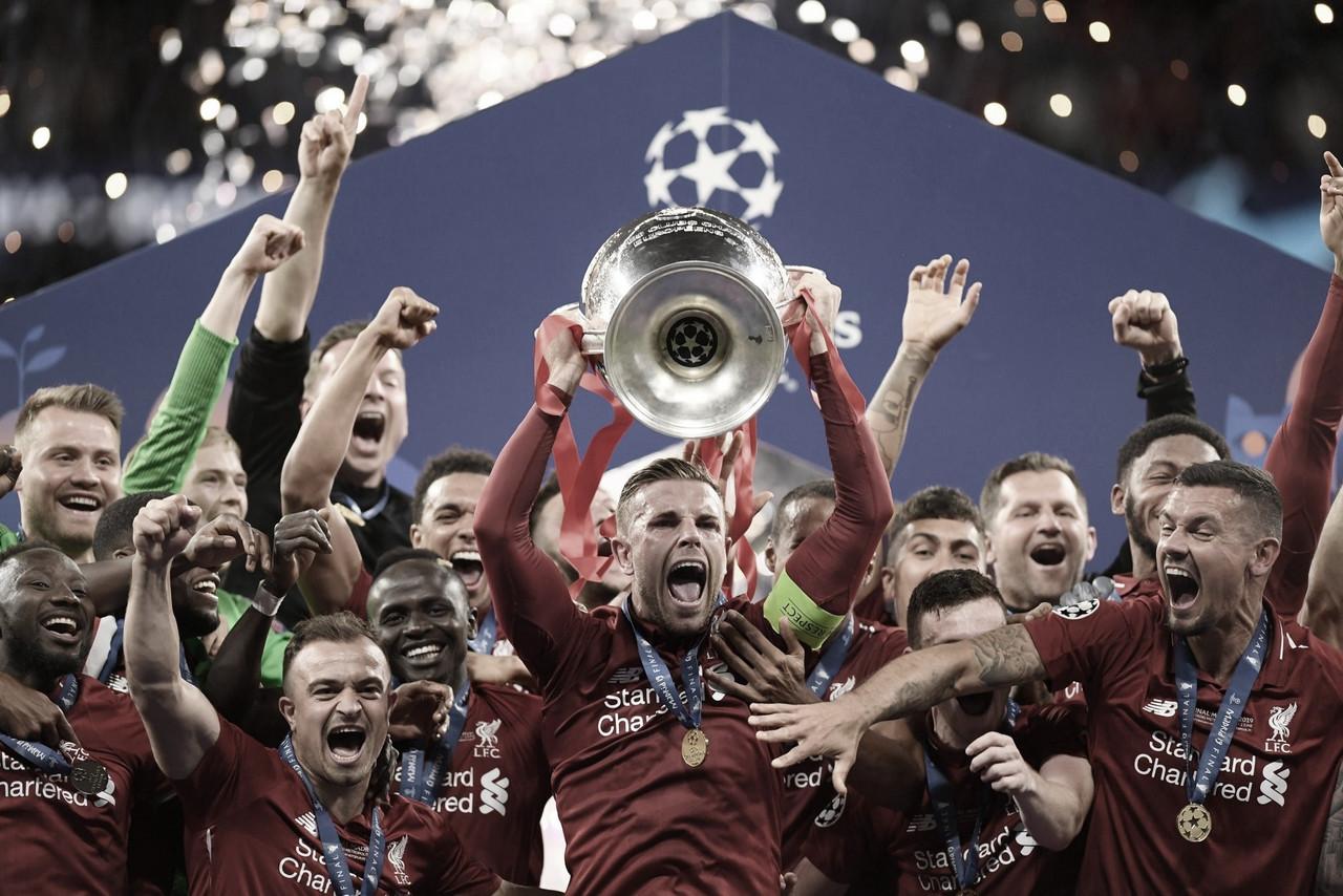Liverpool es campeón de Champions tras derrotar al Tottenham
