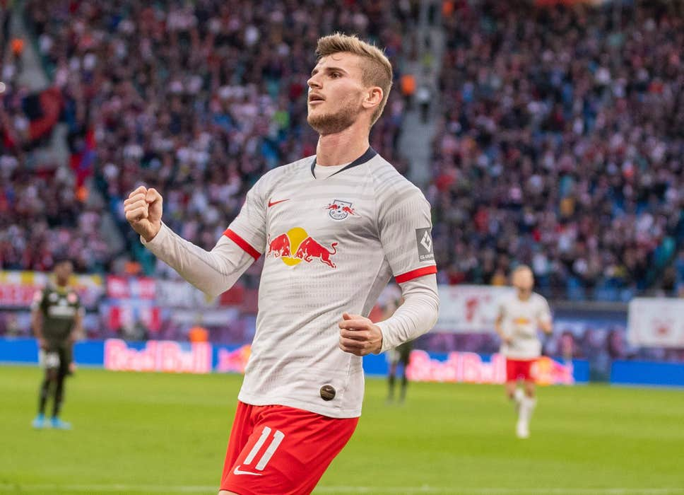 RB Leipzig To Get $62 Million For Timo Werner From Chelsea