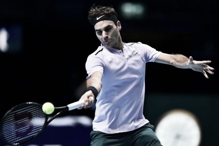 """Roger Federer: """"Estaré feliz si el 2018 es la mitad de bueno para mí que el 2017"""""""