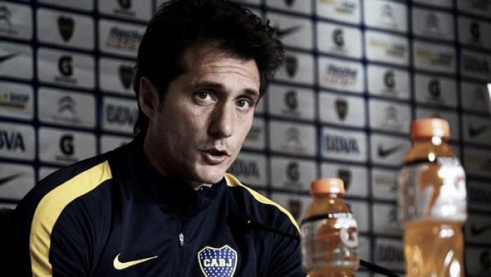 """Guillermo: """"Quiero jugarle a San Lorenzo jugando de la misma manera o mejor de lo que venimos haciendo"""""""
