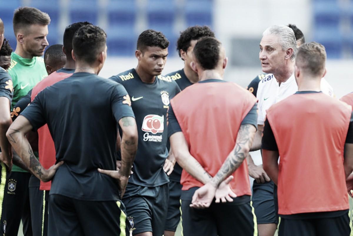 No começo do ciclo para 2022, Seleção Brasileira tem Neymar como capitão e novidade no meio-campo