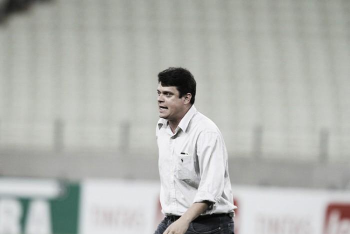 Novo executivo de futebol, Fred Gomes é apresentado no Santa Cruz