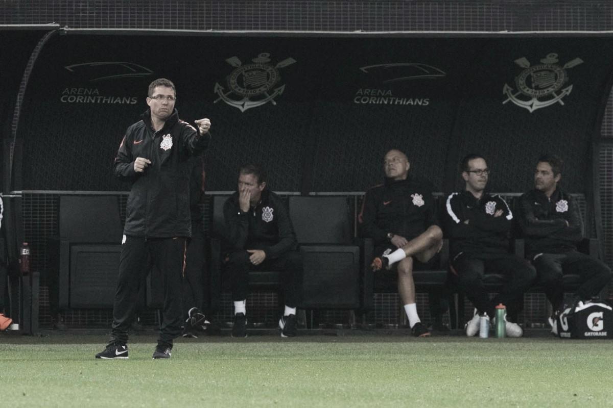 """Apesar de empate e desempenho irregular Osmar Loss afirma: """"Temos que valorizar o ponto"""""""