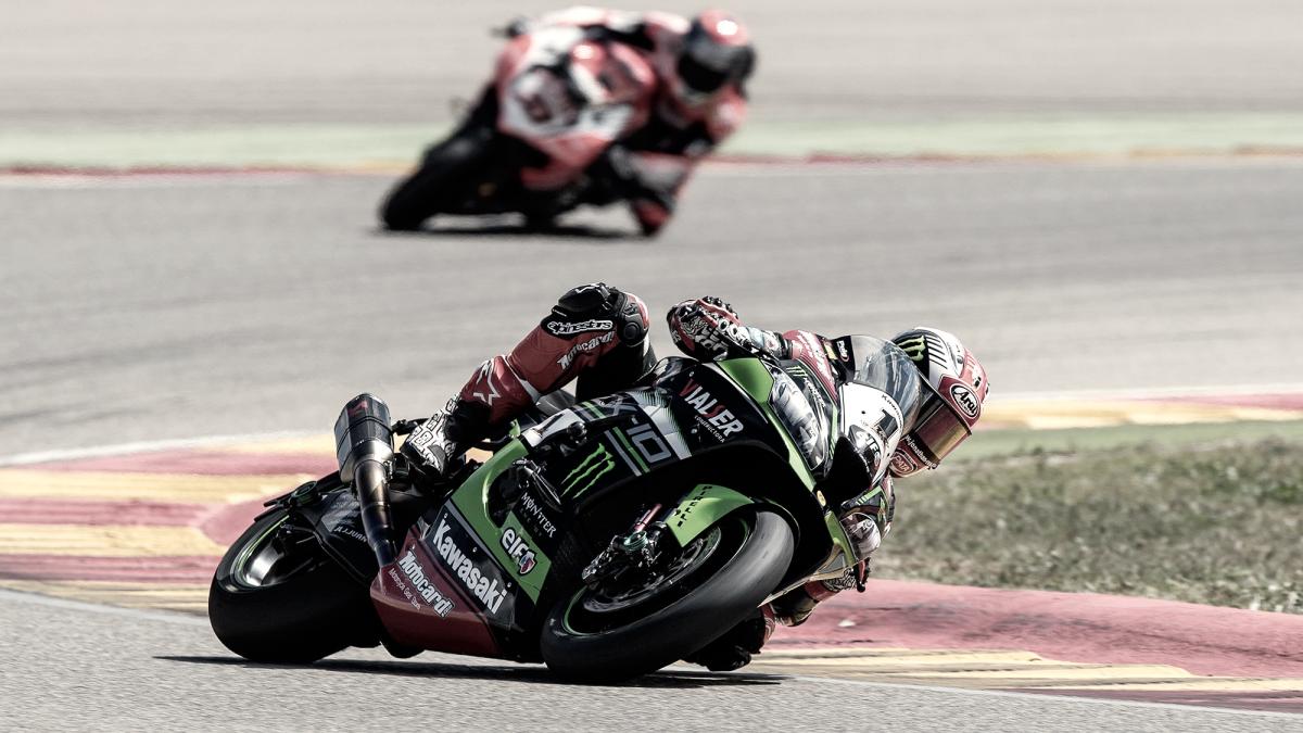 El Kawaski Racing Team listo para el Round de Aragón