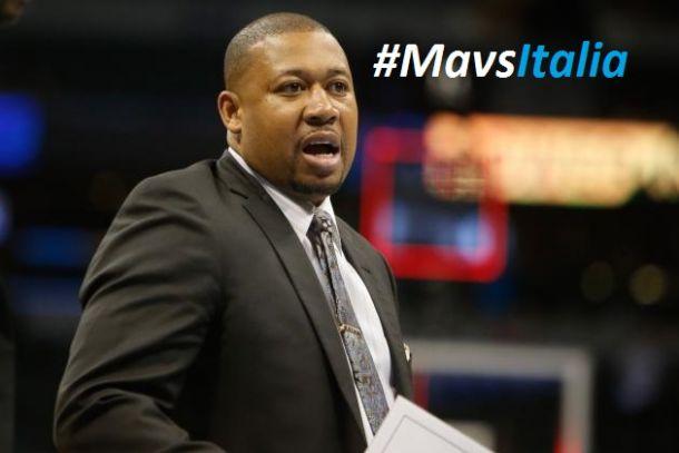Mavs news: Melvin Hunt potrebbe essere il nuovo assistant coach