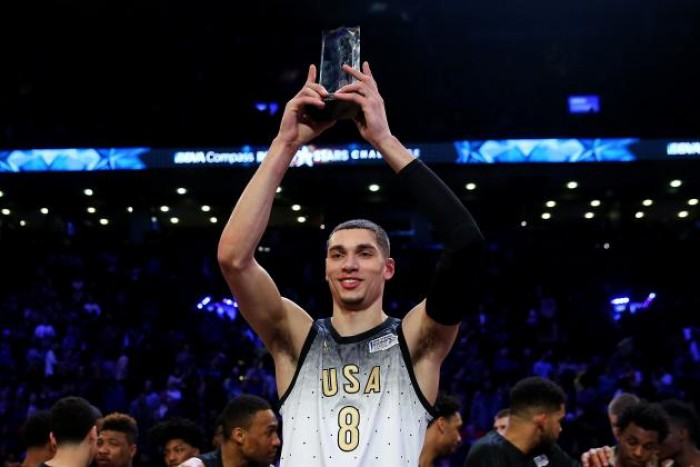Friday night All-Star: USA Team vince la Rising Stars Challenge, LaVine MVP