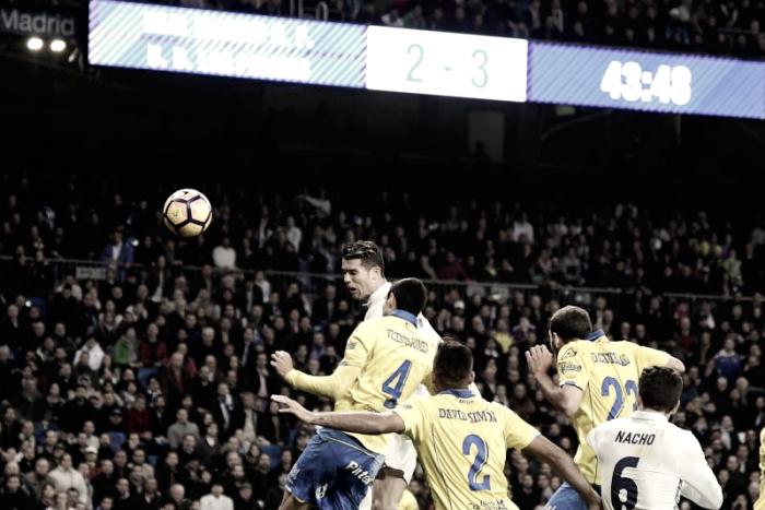Liga Espanhola: Cristiano bisa e salva Real Madrid ao cair do pano