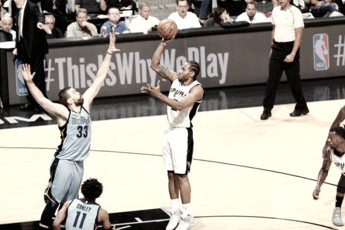 NBA Playoffs: Memphis schiacciata da Kawhi Leonard