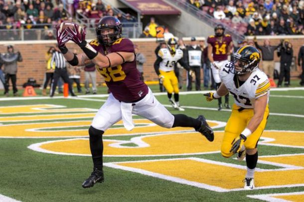 Baltimore Ravens Solidify Tight End Position By Drafting Maxx Williams In The 2nd Round