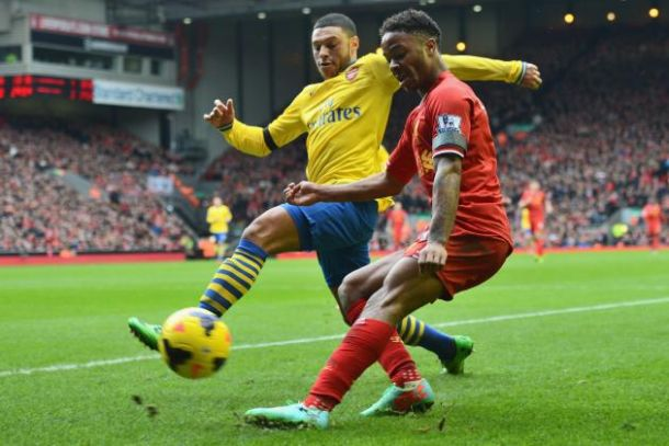 Liverpool vs Arsenal: Combined XI
