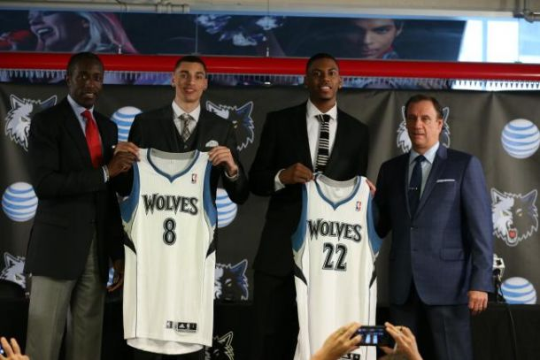 NBA Draft Preview: Minnesota Timberwolves
