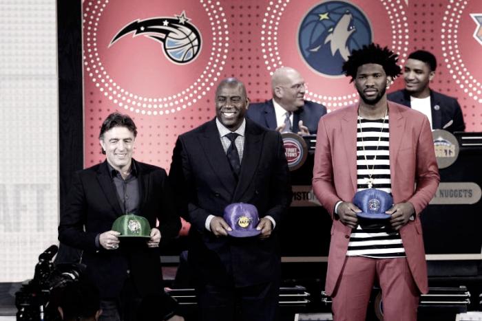 NBA Lottery – La fortuna assiste i Lakers, al prossimo draft avranno la seconda scelta assoluta
