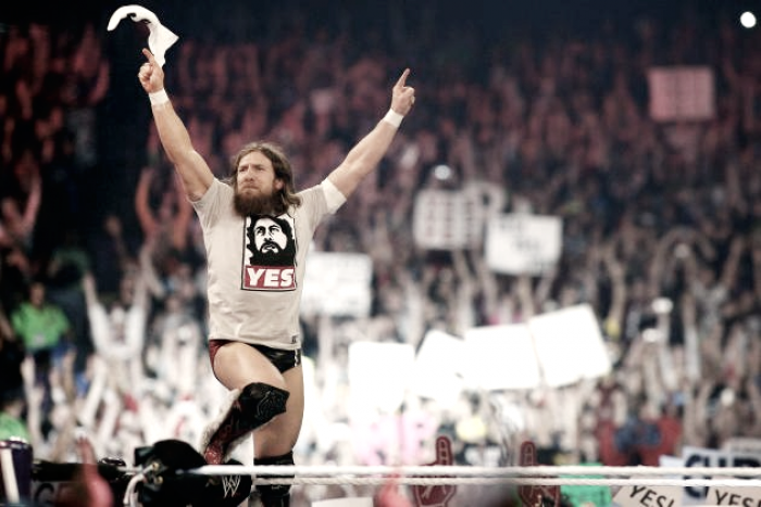 Could Daniel Bryan be making a comeback?