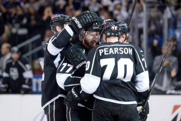 Chicago Blackhawks - Los Angeles Kings, NHL Live Score of Game 4