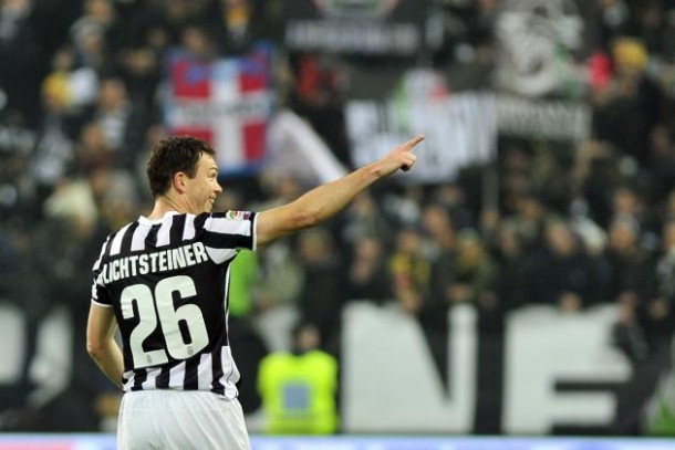 "Lichtsteiner: ""Concentrato sulla Juve"""