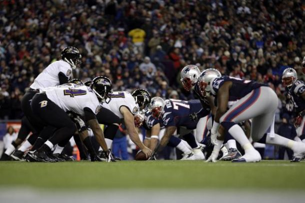 Joe Flacco's Arm Not Enough To Save Baltimore Ravens Against New England Patriots