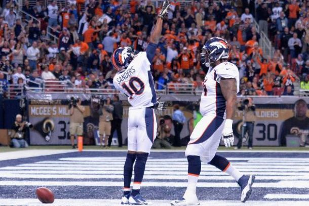 Miami Dolphins vs Denver Broncos Live Updates and Score of 2014 NFL Results