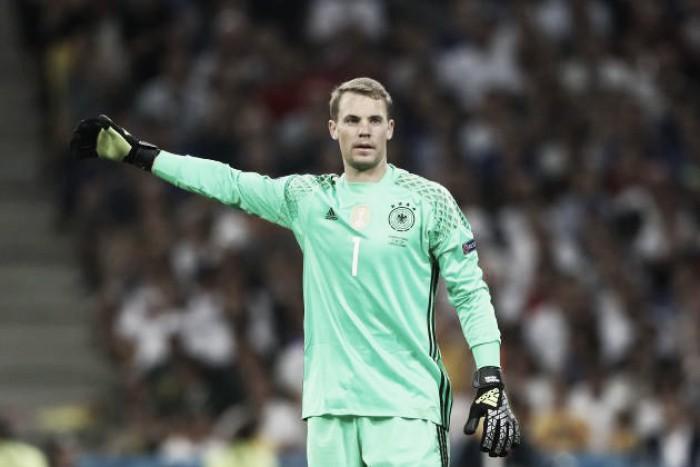 Manuel Neuer replaces Bastian Schweinsteiger as Germany captian