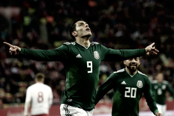 Mexican National Team: Mexico In Tough But Manageable Group